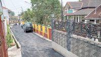 alan Lingkungan di Kelurahan Sriwidari