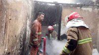 Kebakaran Cikujang Kota Sukabumi