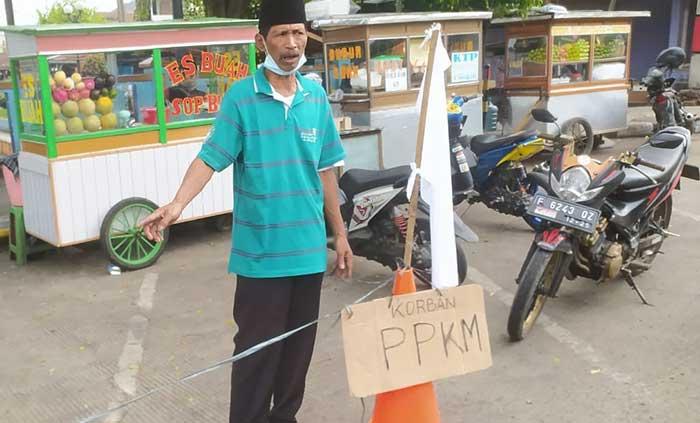 Korban PPKM Sukabumi