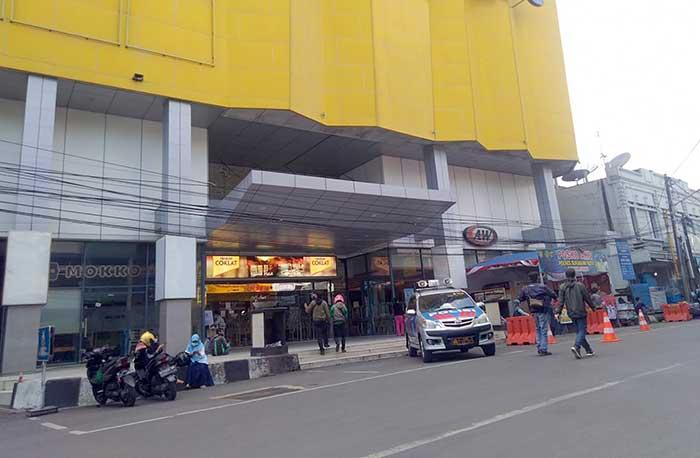 Parkir Kota Sukabumi