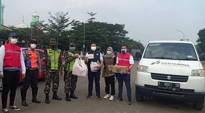 Pertamina Area Sukabumi