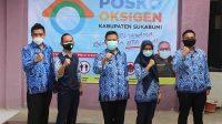 Posko Oksigen Kabupaten Sukabumi
