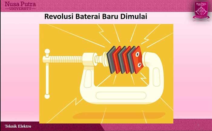 Revolusi Baterai