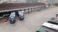 Terminal Tipe A KH Ahmad Sanusi Sukabumi