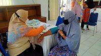 Vaksinasi Kota Sukabumi