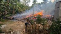 Kebakaran Tegalbuleud Sukabumi
