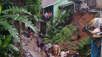 Bencana longsor Sukabumi