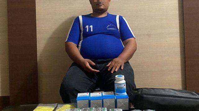 Pengedar Narkoba Sukabumi
