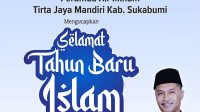 Tahun Baru Islam PDAM Kabupaten Sukabumi