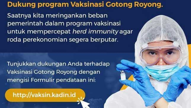 Vaksin Gotongroyong