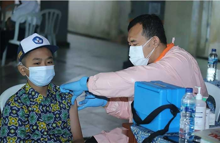 Vaksinasi Anak