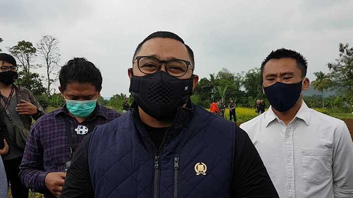 Ketua DPRD Kabupaten Sukabumi, Yudha Sukmagara