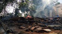Kebakaran Cibadak Sukabumi