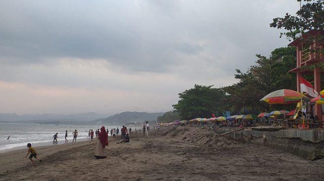 pantai Citepus Palabuhanratu