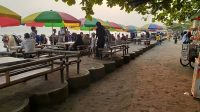 wisata pantai citepus sukabumi