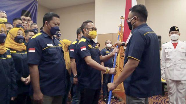 Ketua AMPI Kota Sukabumi terpilih, Ivan Rusvansyah