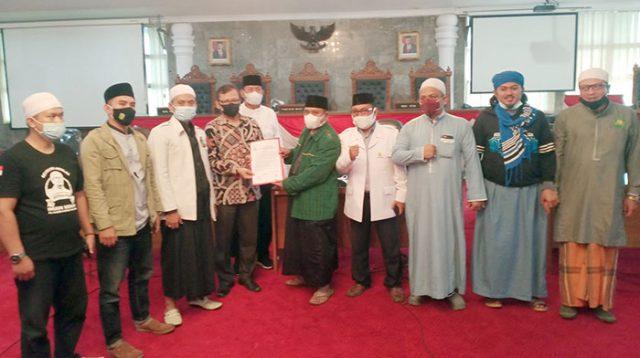 Alumni PA 212 Kota Sukabumi