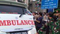 Ambulan Kosong Puncak