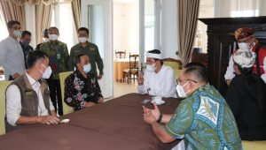 Sekda Kabupaten Sukabumi Ade Suryaman