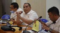 Anggota Komsi 1 DPRD Kabupaten Sukabumi Badri Suhendi