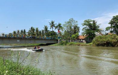 Sungai Ciherang, Muaragembong