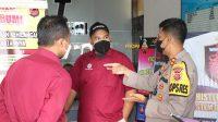 Kapolres Sukabumi AKBP Dedy