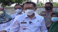 Penjabat Bupati Bekasi Dani Ramdan.