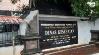 Kantor Dinas Kesehatan Kabupaten Purwakarta