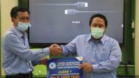 Dirut Perumda Tirta Pakuan Kota Bogor, Rino Indira