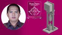 Dosen Teknik Mesin Universitas Nusa Putra Dani Mardiyana