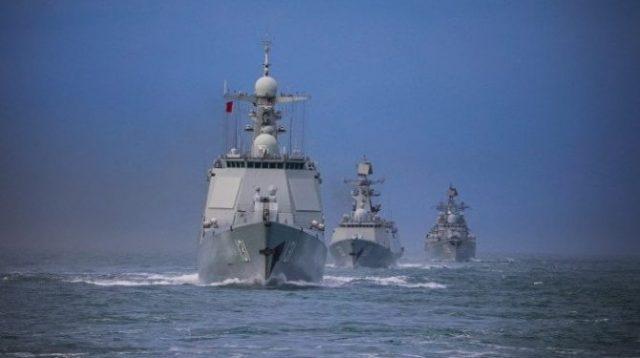 Kapal-kapal pengawal