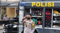 Kapolres Sukabumi AKBP Dedy Darmawansyah Nawirputra