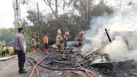 Kebakaran Kota Sukabumi