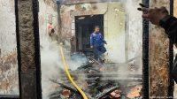 Kebakaran Tambal Ban Cisaat