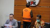 Ketua KPK Firli Bahuri saat jumpa pers