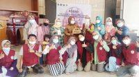 Mahasiswa KKN-Tematik UMMI kelompok 48