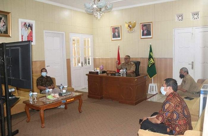 Bupati Sukabumi, Marwan Hamami