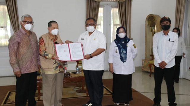 Bupati Sukabumi Marwan Hamami