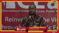 Presiden ICLaPH 2021 Teddy Lesmana