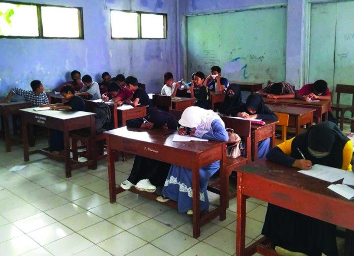 SMP Al Munawar Purwasari