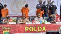 Rilis kasus penembakan ustad di Tangerang