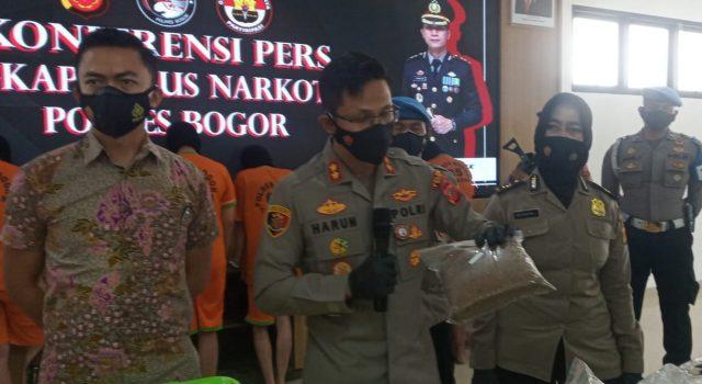 Mapolres Bogor, Cibinong
