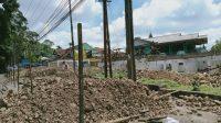 Proyek pembangunan Pasar Cigombong Pacet