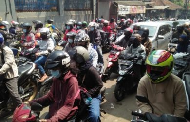 Kemacetan Puncak