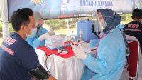 Rutan Klas 1 Bandung laksanakan vaksinasi