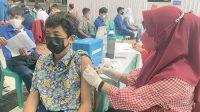 SMPN 6 Kota Sukabumi Vaksin