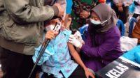 Santri Bogor Vaksin