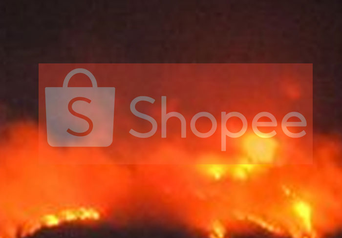 Shopee Kebakaran