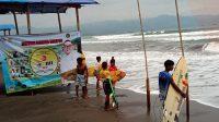 Liga Surfing Indonesia di Citepus