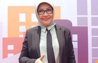 Plt. Kepala Dinas Kesehatan Kota Bekasi Tanti Rohilawati